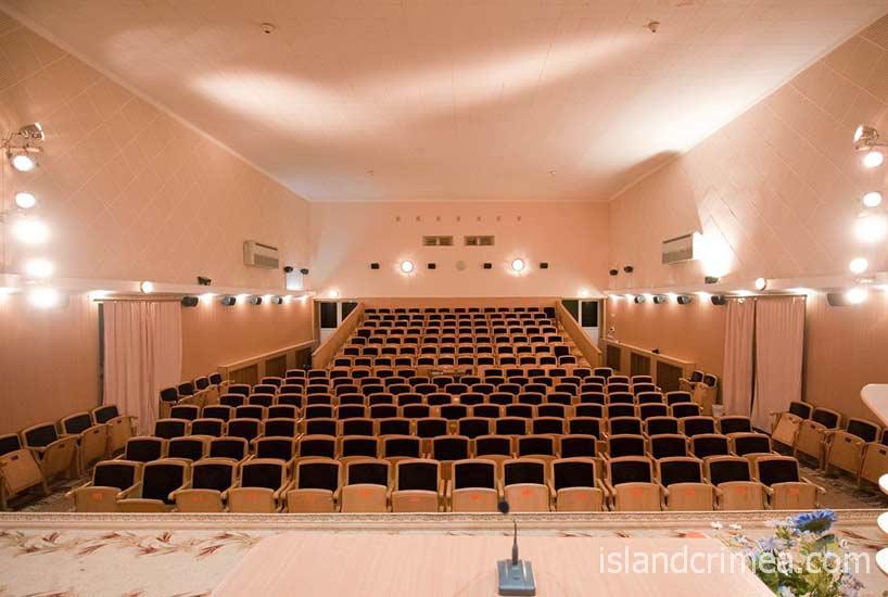 "Курортный комплекс ""Ripario Hotel Group"", концертный зал"