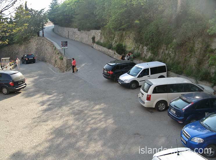 "Парковка курортного комплекса ""Ripario Hotel Group"""