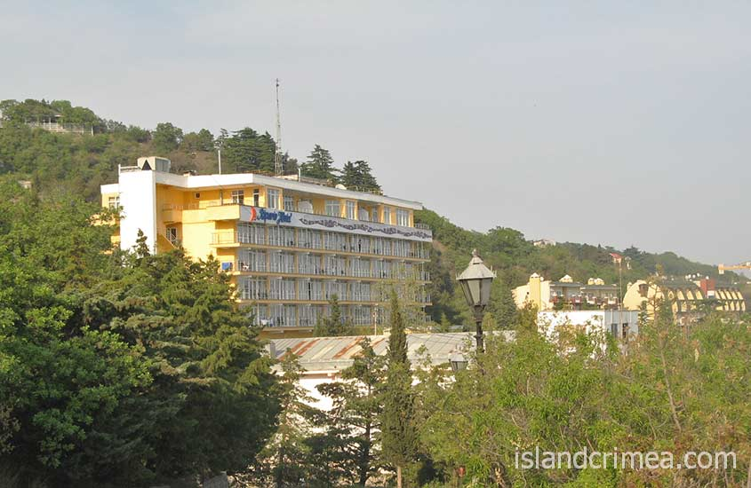 """Курортный комплекс """"Ripario Hotel Group"""", корпус Модерн"""
