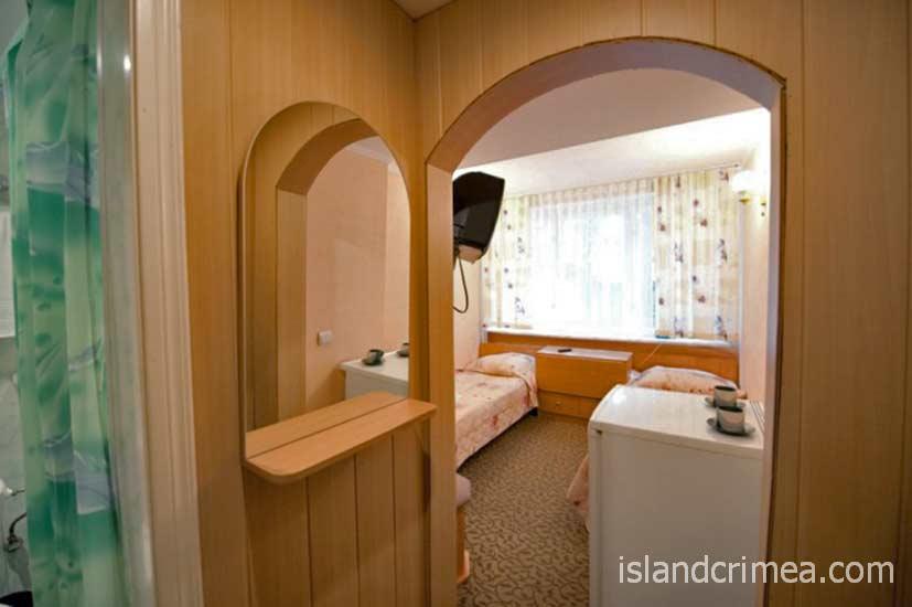 "Курортный комплекс ""Ripario Hotel Group"", номер Econom-Twin"
