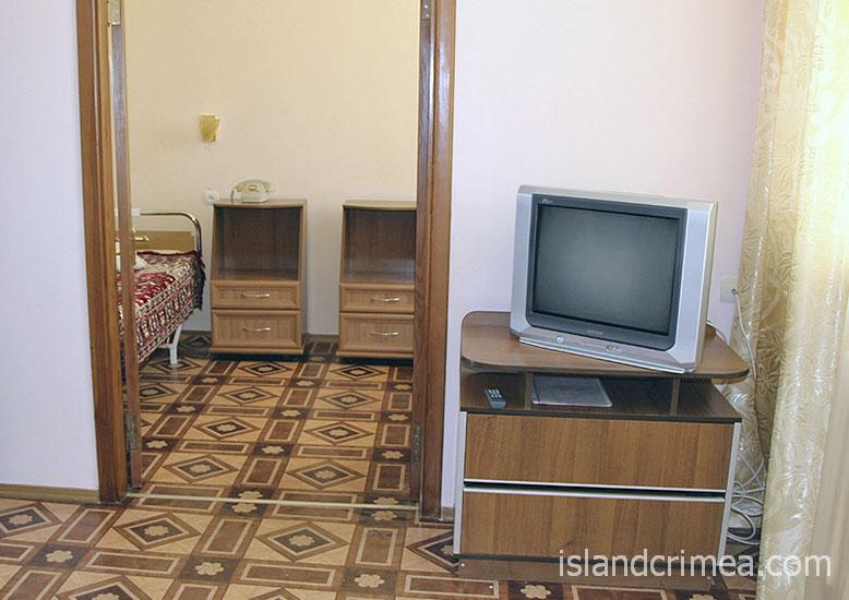 Санаторий имени Пирогова, 2-к номер люкс (ЦВЛ)