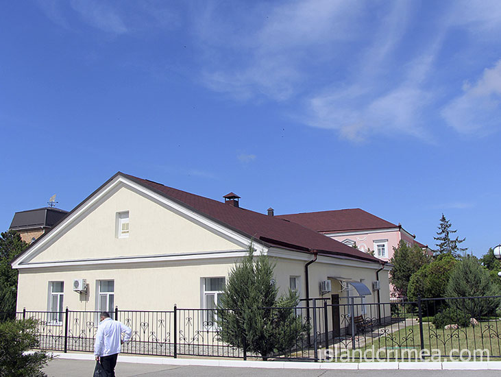 Санаторий имени Пирогова, апартаменты Superior