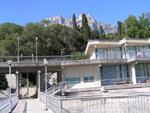 Алупкинский центральный военный санаторий, вид на горы у корпуса №5