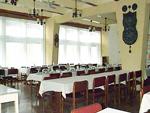 Алупкинский центральный военный санаторий, столовая
