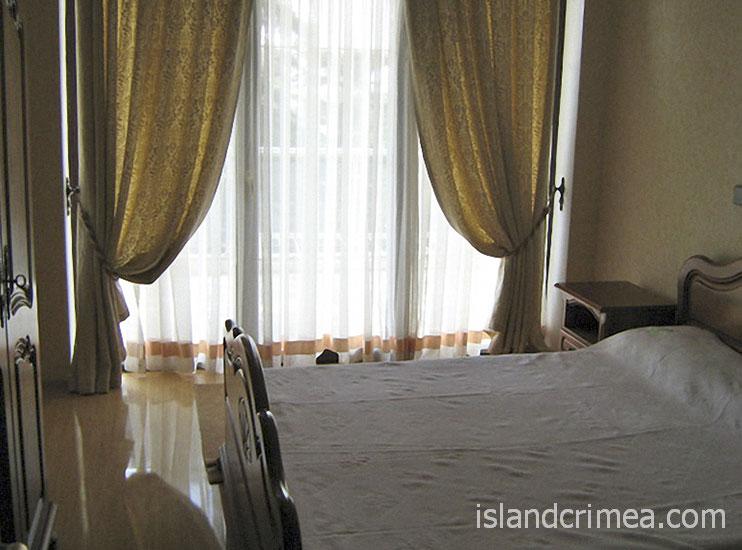 """Санаторий """"Белоруссия"""", корпус 2, двухкомнатный люкс, спальня"""