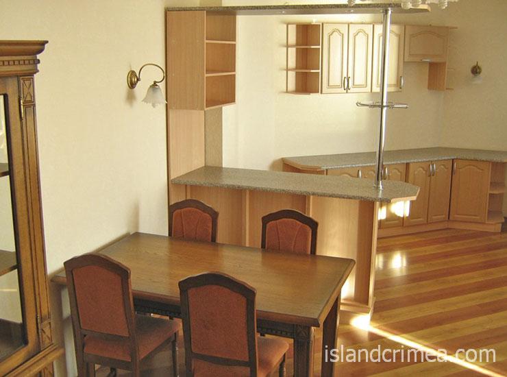 "Санаторий ""Белоруссия"", корпус 5, 2-к. люкс большой, кухня"