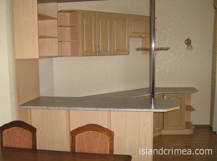 "Санаторий ""Белоруссия"", корпус 5, 3-к. люкс, кухня"