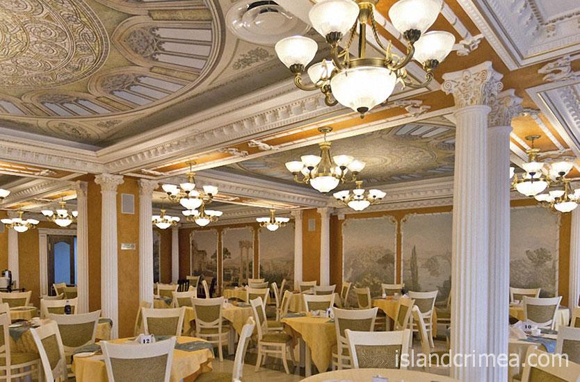 "Санаторий ""Белоруссия"", VIP зал"