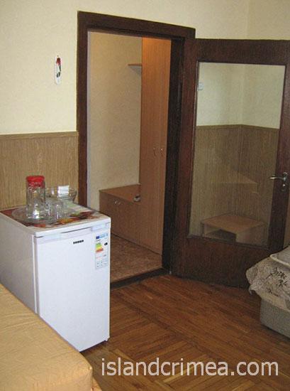 """Санаторий """"Белоруссия"""", корпус 1, 2-м номер стандарт"""