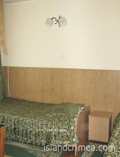 "Санаторий ""Белоруссия"", корпус 1, 2-м номер улучшенный"