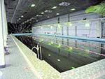 ЦМР ВВМС Украины, крытый бассейн в санатории