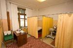 Санаторий Гурзуфский, кабинет в лечебном корпусе.