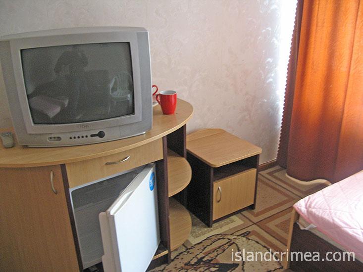 """Санаторий """"Киев"""", 2-м стандарт, корпус 2."""