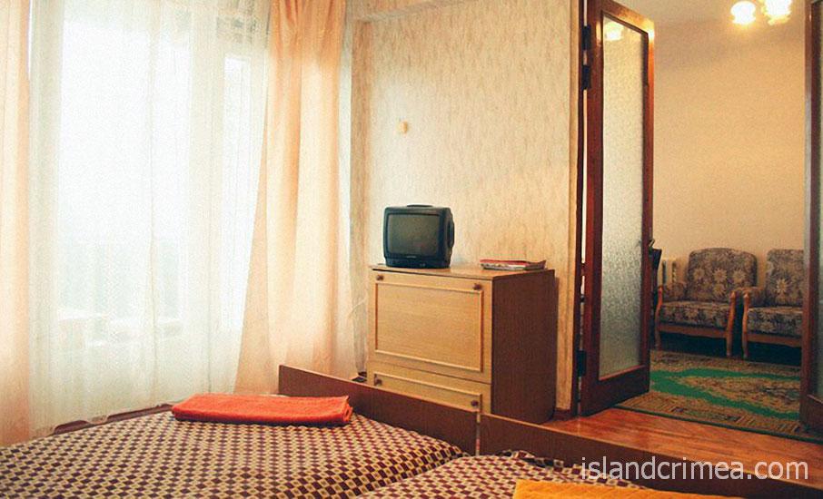 """Санаторий """"Орлиное гнездо"""", корпус 1, 2-комнатный стандарт"""