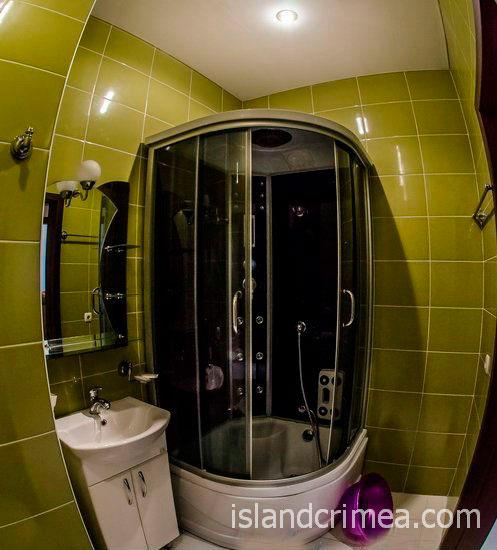 "Санаторий ""Родина"", люкс 2 этаж, ванная, корпус 4"
