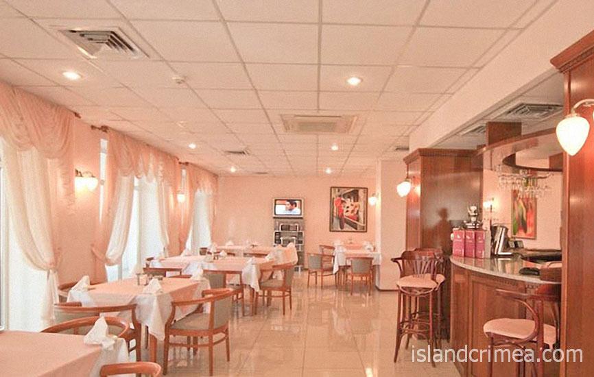 """Ресторан санатория """"Слава"""""""