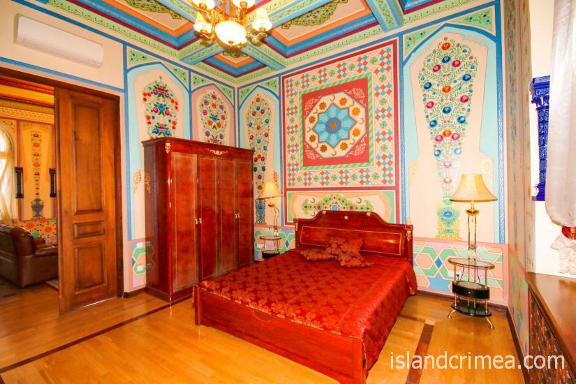 """Санаторий """"Узбекистан"""", 4-местные апартаменты, вторая спальня, 1 этаж, корпус 1"""