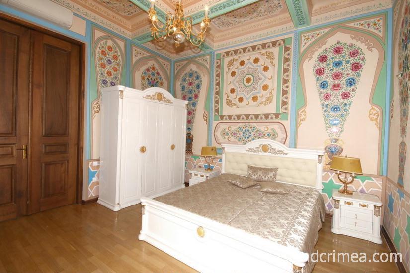 """Санаторий """"Узбекистан"""", 4-местные апартаменты, вторая спальня, 2 этаж, корпус 1"""