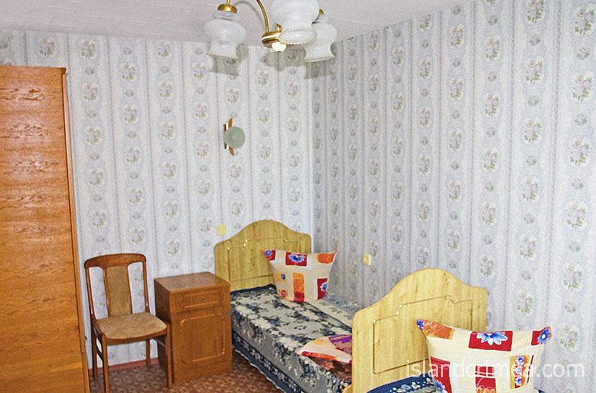 """Санаторно-оздоровительный центр """"Маяк"""", корпус Фрегат, двухместный блочный номер"""