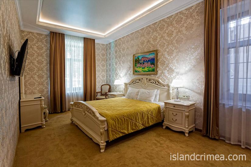 """Санаторий """"Сосновая роща"""", suite, спальня 2"""