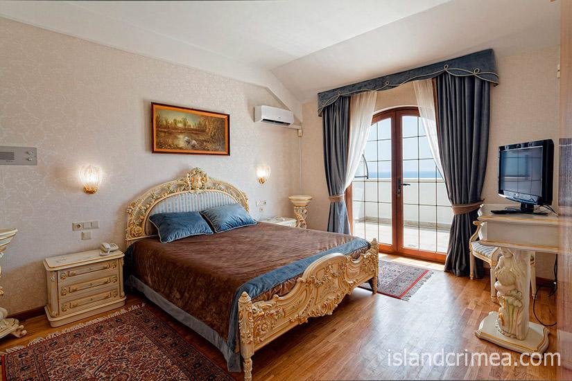 """Санаторий """"Сосновая роща"""", suite VIP, спальня 1"""