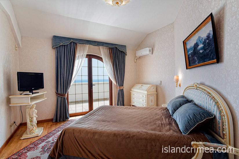 """Санаторий """"Сосновая роща"""", suite VIP, спальня 2"""