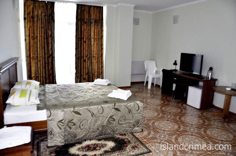 "SPA-отель ""Ливадийский"", стандарт комфорт."