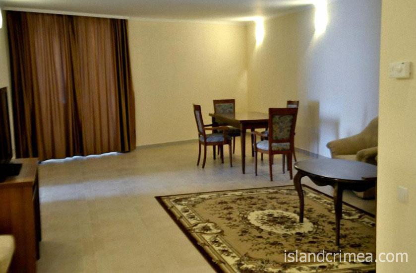 """SPA-отель """"Ливадийский"""", 2-х комн. делюкс, гостиная."""