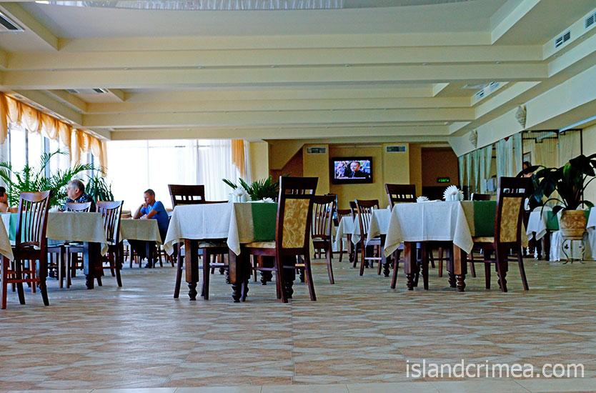 """SPA-отель """"Ливадийский"""", ресторан."""
