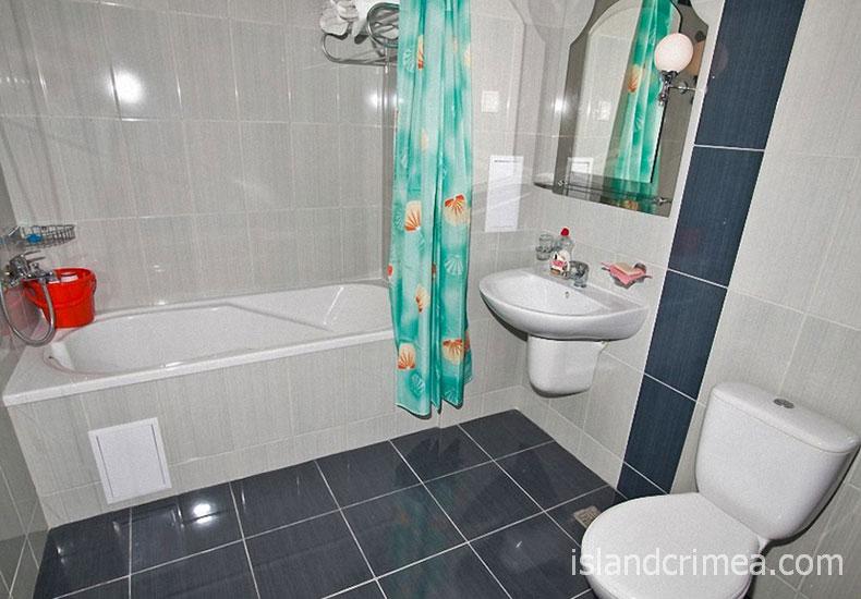 """SPA-отель """"Ливадийский"""", стандарт с ванной."""