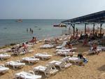 ТЭС-Отель, пляж