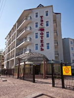 ТЭС-Отель, корпус