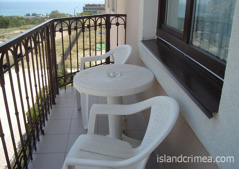 """ТОК """"Гранд"""", номер стандарт MV, балкон"""