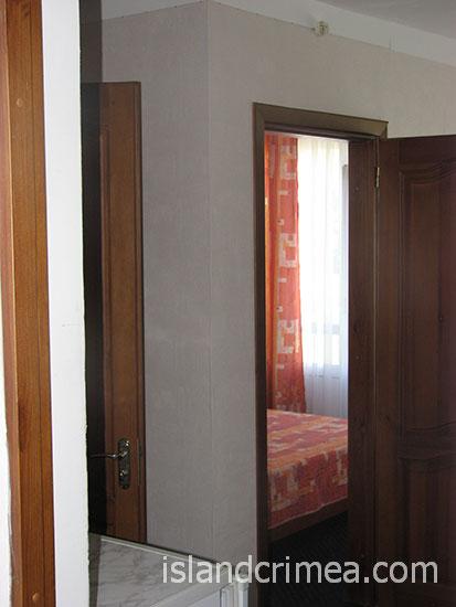 """ТОК """"Восход"""", гостиная в двухкомнатном номере"""