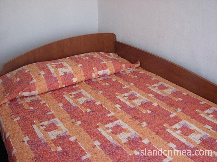 """ТОК """"Восход"""", спальня в двухкомнатном номере"""