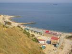 """Турбаза """"Севастополь"""", пляж"""
