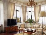 """Вилла """"Елена"""", гостиная в апартаментах"""