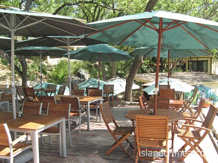 """Кафе в гостиничном комплексе """"Зеленый Мыс Resort"""""""